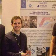 Entrega primer premio nacional de domótica 2015 y 2016