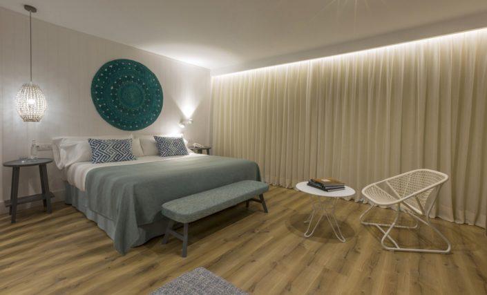 Eficiencia energética Hotel Domótico BLAUMAR