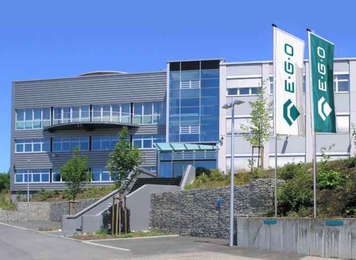 Eficiencia energética Industria domótica EGO