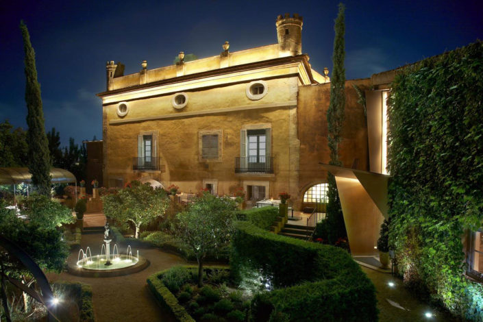 Eficiencia energética Hotel Domótico la Boella